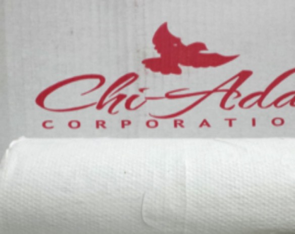 1 Ply White Hand Roll Towel